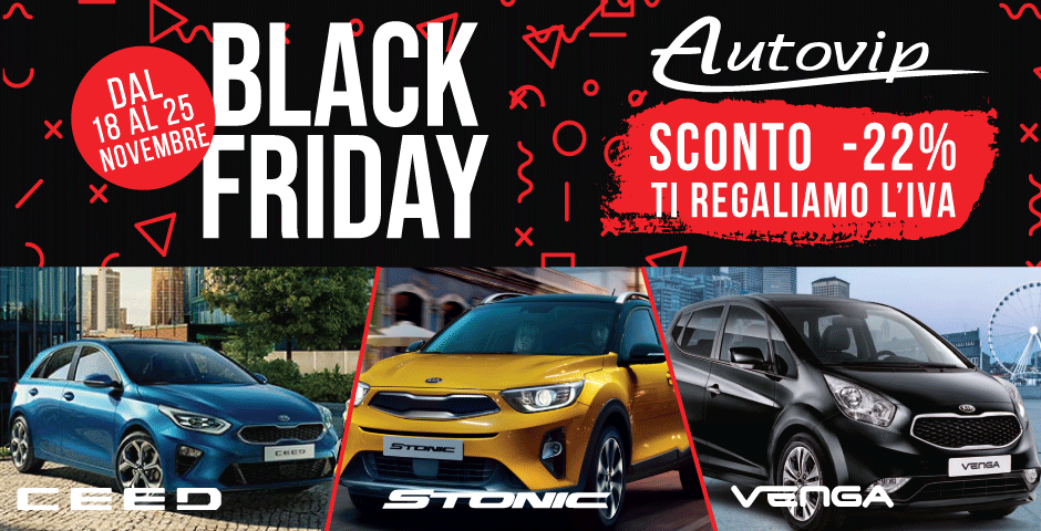 Black Friday Autovip