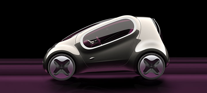 Concept car  Kia Pop