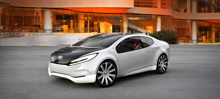 Concept car Kia Ray