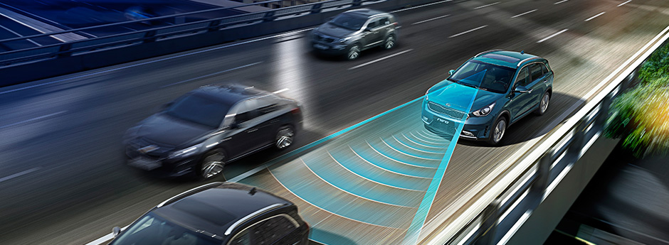 Kia Niro Autonomous Emergency braking