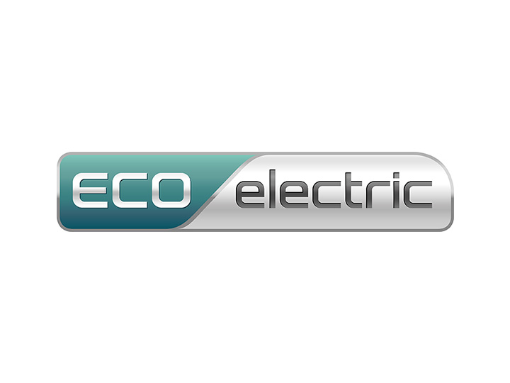 Kia Motors ECO electric logo
