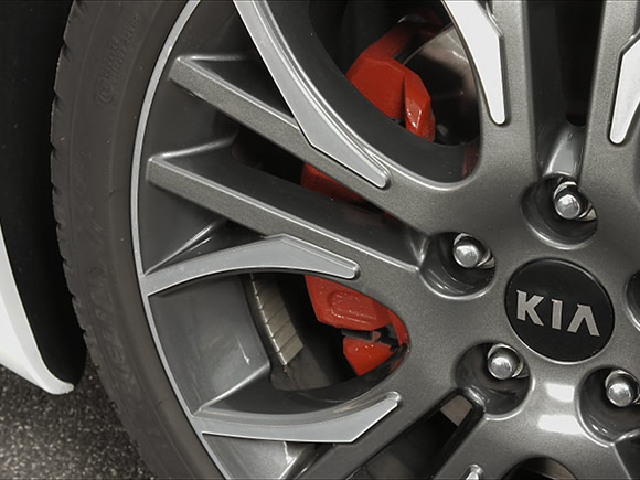 RICAMBI ORIGINALI KIA: Brake Pads & Disks
