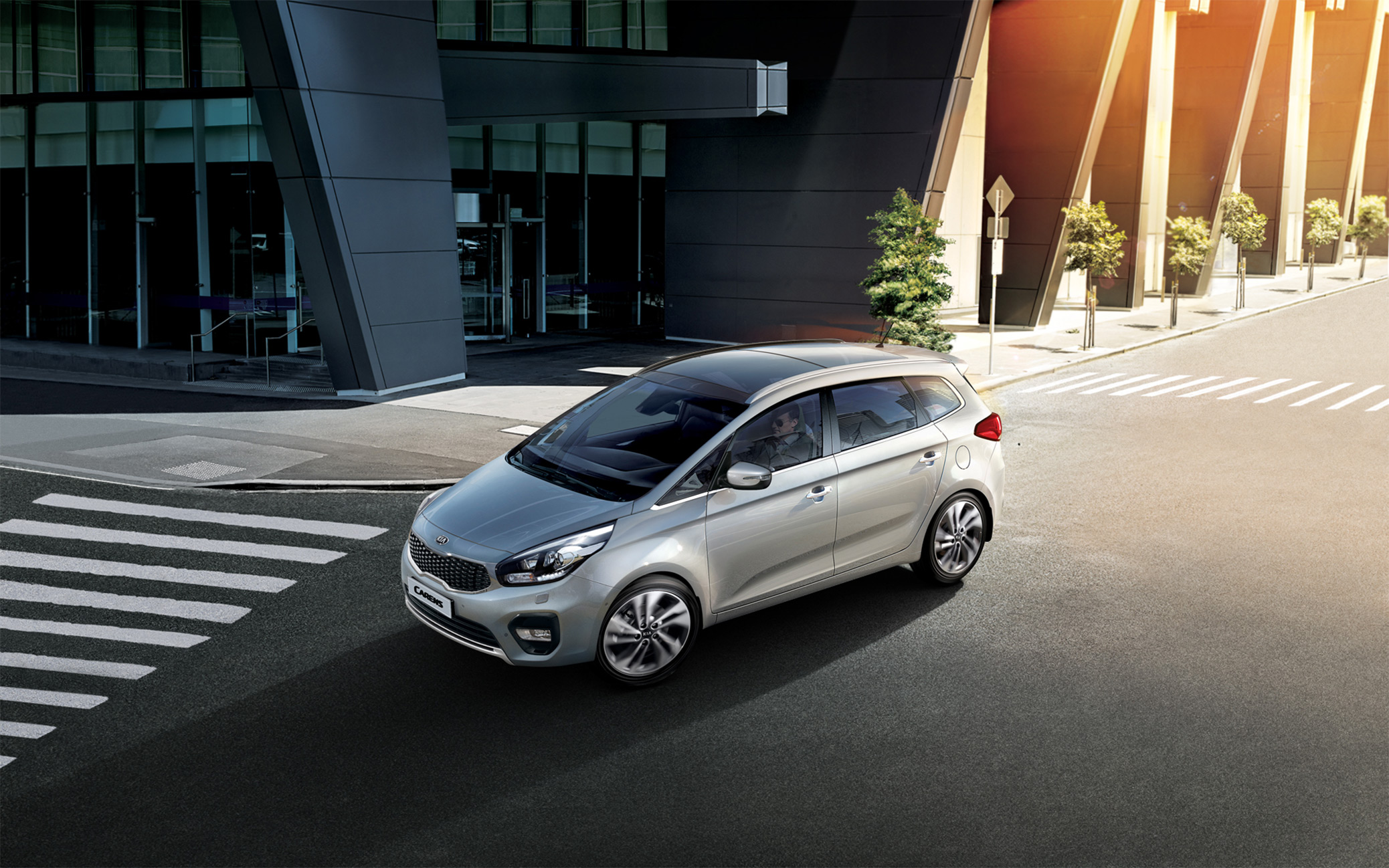 design Kia Carens