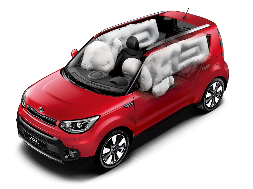 Kia Soul safety