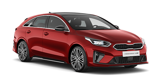 the new kia proceed