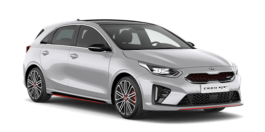the new kia ceed gt