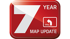 Kia 7-year map updates