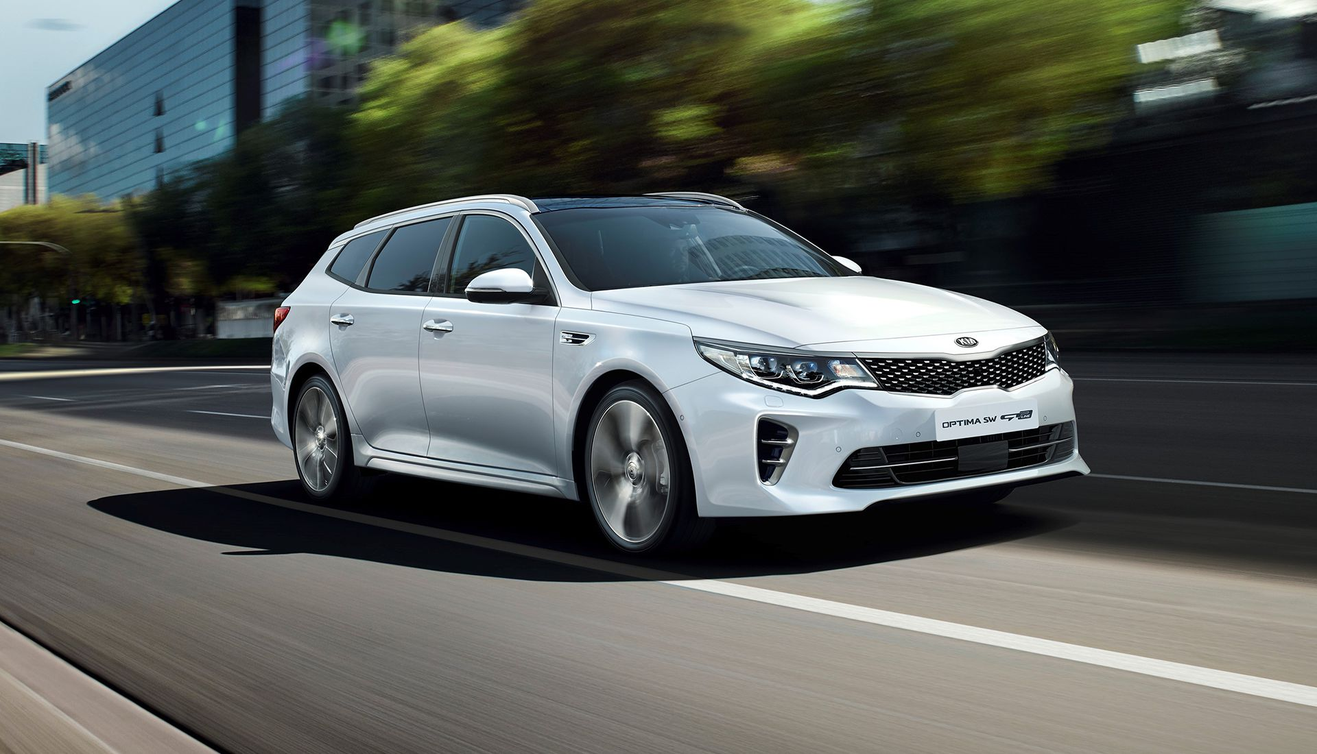 Kia Optima Sportswagon GT-Line