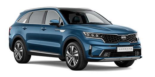Kia Sorento Plug-In Hybrid Evolution