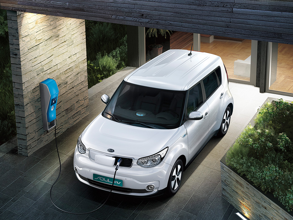 Kia Soul EV energy efficiency