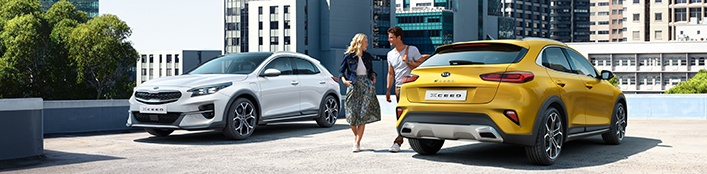 Kia - clienti business