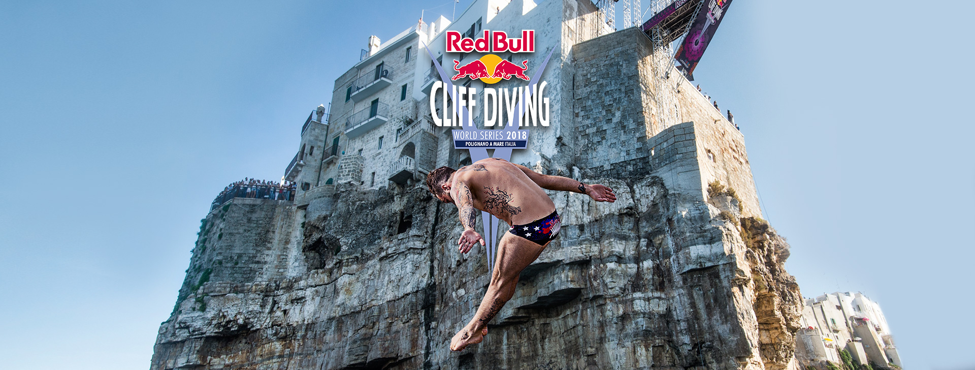 Red Bull Cliff Diving World Series 2018