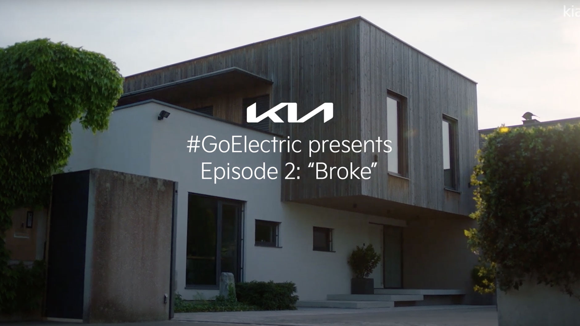 "#GoElectric presents Episode 2: ""Broke"""