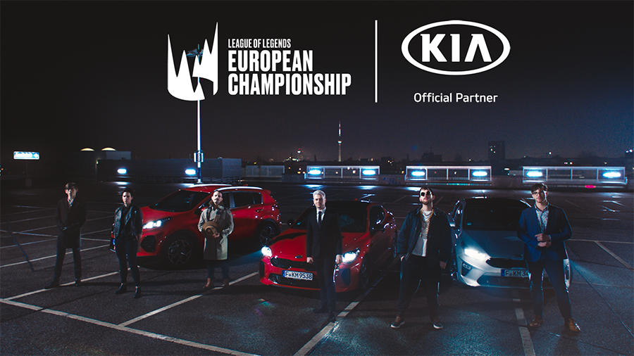 Sponsorship for #LeagueofLegends European Championship