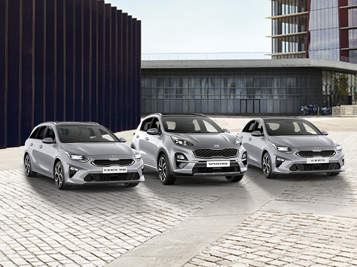 Kia Renting - Business