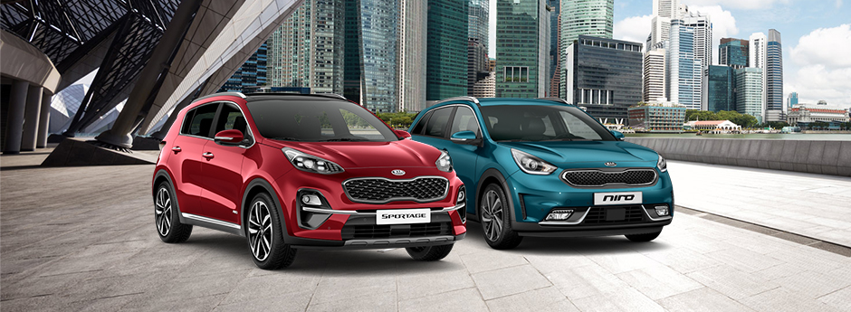 Kia Renting Business