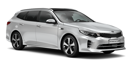 Kia Optima Sportswagon GT Line