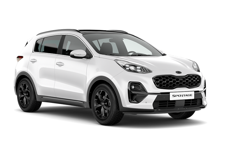 Sportage Black Edition