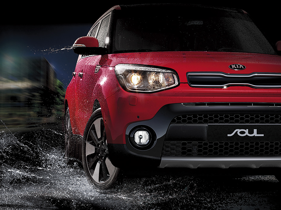 Kia Soul iconic look