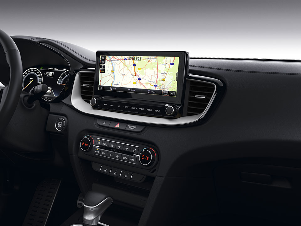 Kia XCeed - Navigatore touch 10.25""