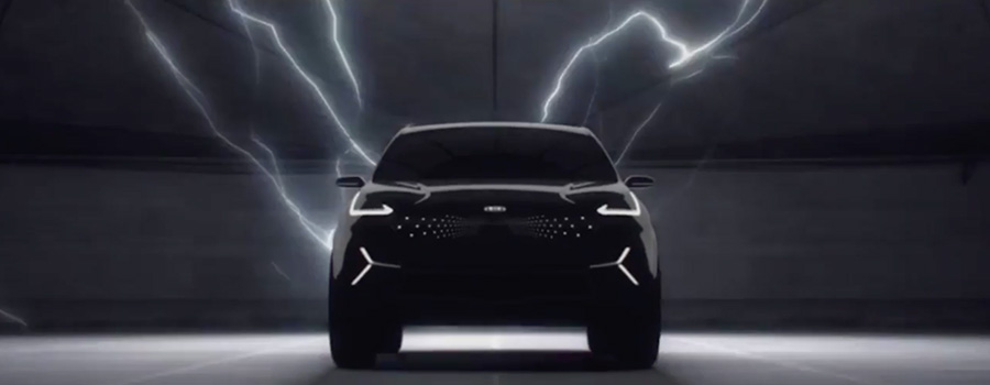 Kia Niro EV 2018 revealed